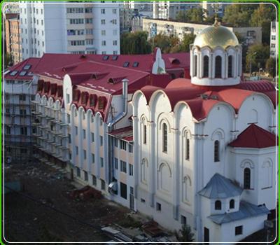 Кресто-Воздвиженский храм, г. Винница
