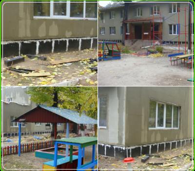 Детские сады в Святошинском районе г. Киева