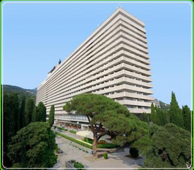 Отель «Ялта-Интурист»