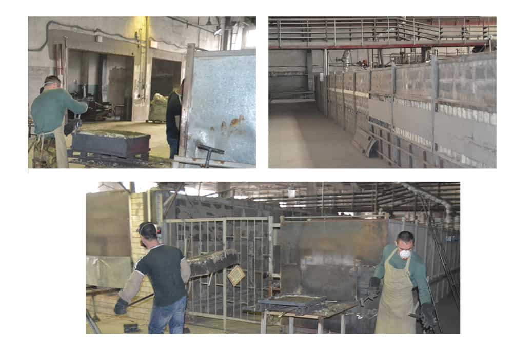 производство пеностекла