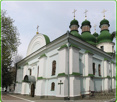 """Männerkloster der heiligen Dreifaltigkeit: """"Kitajew Einödkloster"""""""