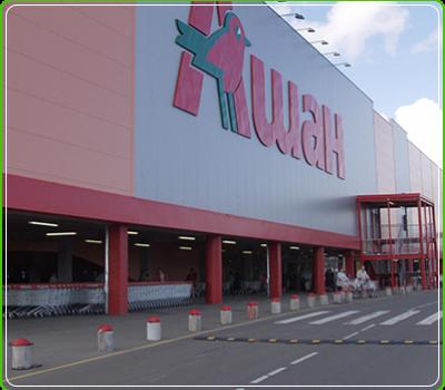 Hypermarket chain «AUCHAN», Ukraine